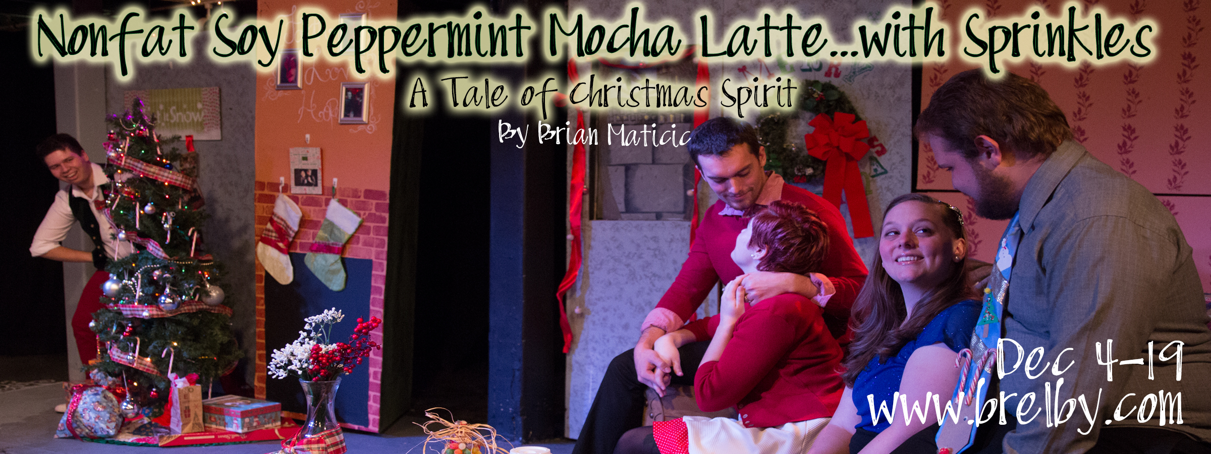 The Spirit Of Christmas Cast.Brelby With Sprinkles Never Ending Christmas Cheer Brelby