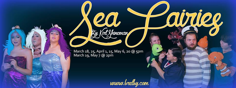 An undersea adventure, and a part of Brelby's Theatre for Young Audiences series.